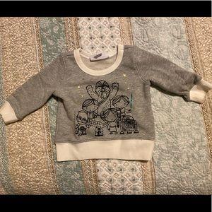 Star Wars Baby Gap Sweatshirt